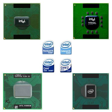 Процессоры Intel для ноутбуков - Процессоры - Железо - Программирование, исходники, операционные системы
