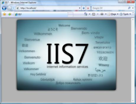 Установка IIS 7.0 - Web-серверы - Web-технологии - Программирование, исходники, операционные системы